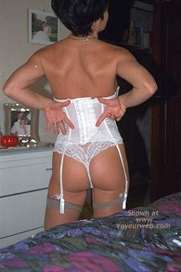 Pic #1 Sexy in White