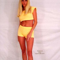 Summergirl Yellow Strip