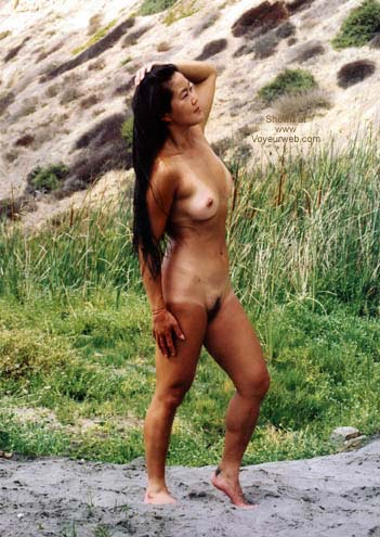 Pic #1 Lani Nude at Blacks Beach 1