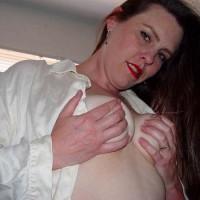 Sweet Vicki BBW in Jammies 5