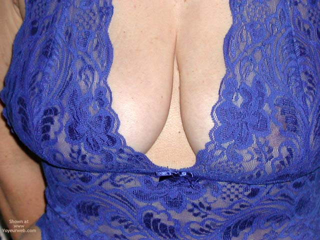 Pic #1 Cleavage And Just Cleavage