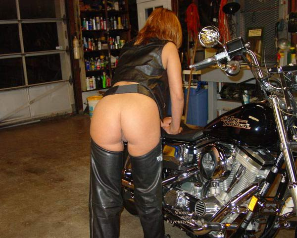 Pic #1 Taz in Leather