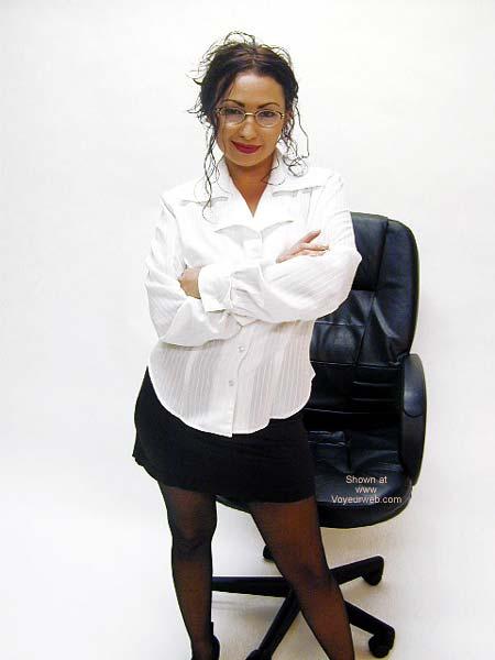 Pic #1 Bound Secretary Gloria