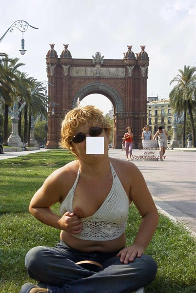 Pic #1 Young Spanish Girl From Madrid