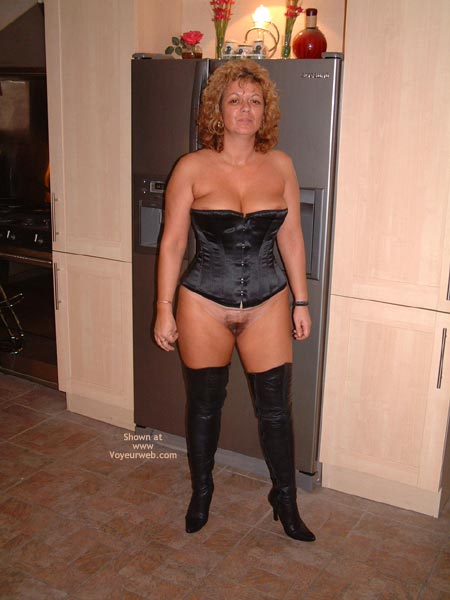 Pic #1 *Tc Corset And Boots