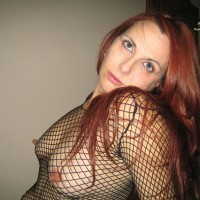 Long Nipples Through Fishnet - Hard Nipple, Long Nipples , Errect Large Nipples, Perky Hard Nipples, Fishnet Bodysuit, Perky Redhead With Poking Nips, Fishnet Titties, Nipples And The Nets!!, Fishnet Body Suit, Lovely Natural Breasts