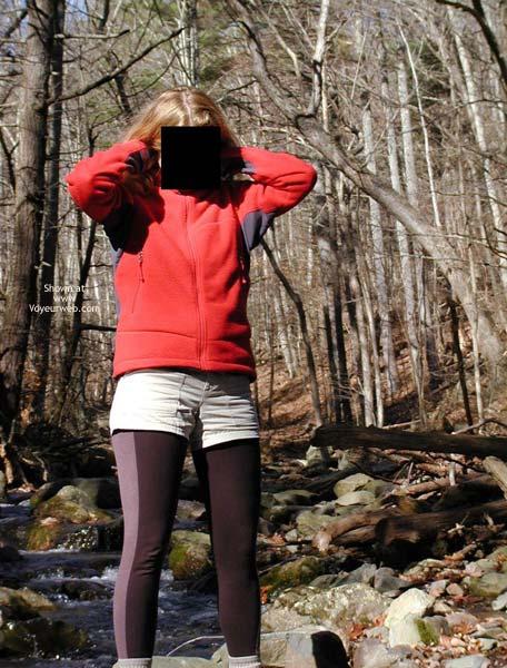 Pic #1 Maria Goes Hiking