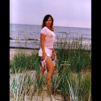 Catti On The Beach