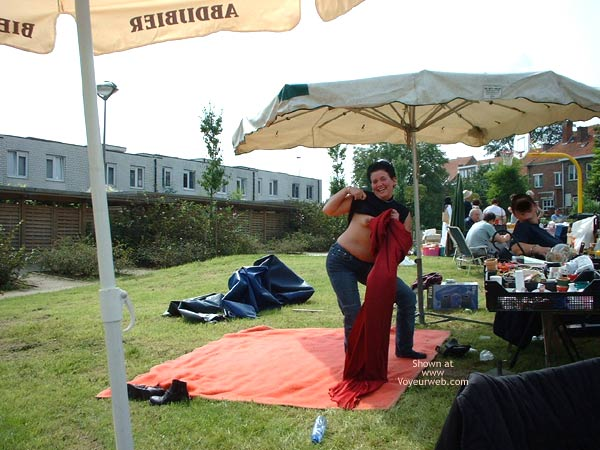 Pic #1 A Market Outside