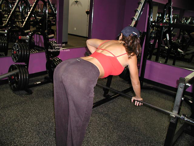Pic #1 *WO Sav At The Gym 1