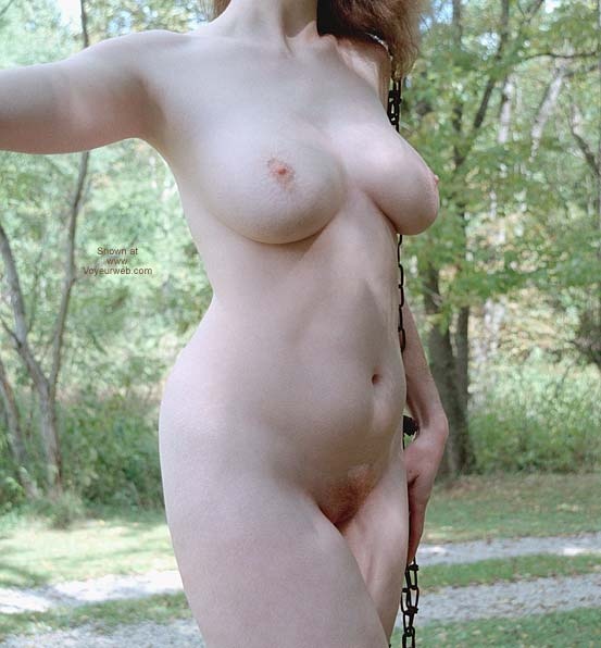 Pic #1 English Wife Tree Swing 2