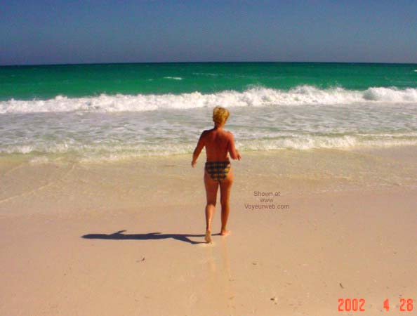 Pic #1 Nicma37 at The Beach!