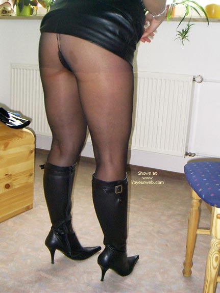 Pic #1 *Ny Meine Frau In Boots, High Heels Und Stockings