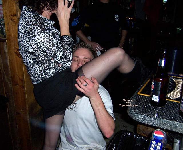 Pic #1 Traci At The Bar