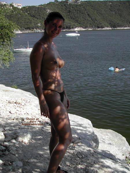 Topless Nude Texas Woman Photos