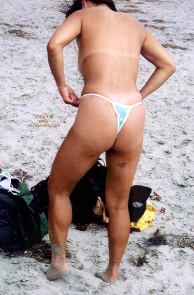 Pic #1 Asian Lani Nude at Blacks Beach 6