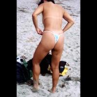 Asian Lani Nude at Blacks Beach 6