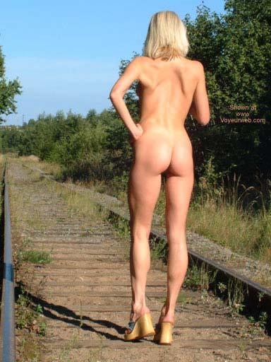 Pic #1 RasputinsWife - Railway Tracks