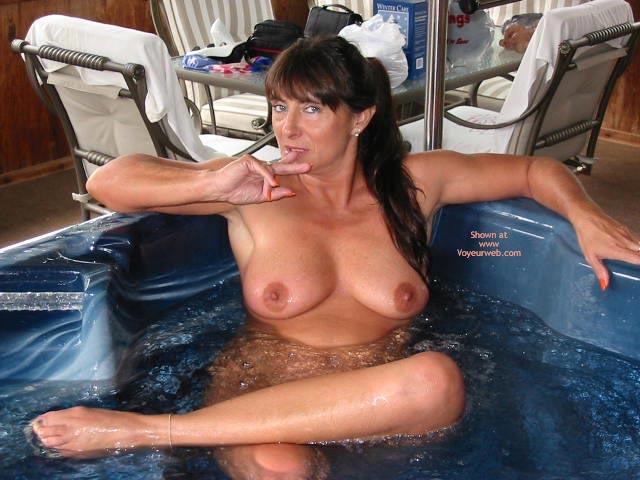 Pic #1 Victoria'S Hot Hot Tub
