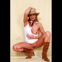 Susy Rocks Hat And Boots