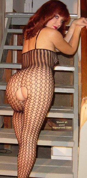 Pic #1 Paige Black Bodystocking