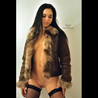 Fishnets And Fur - Shaved Pussy , Fishnets And Fur, Shaved Pussy