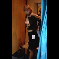 Julie Trying A Skirt