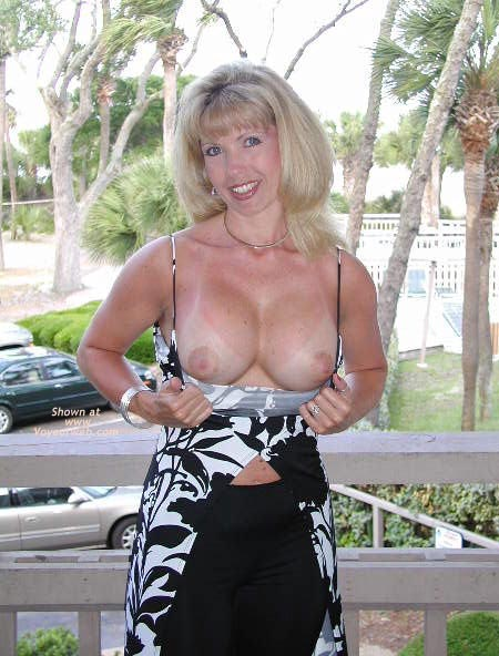 Pic #1 Mrs. Midwest Balcony Fun 1