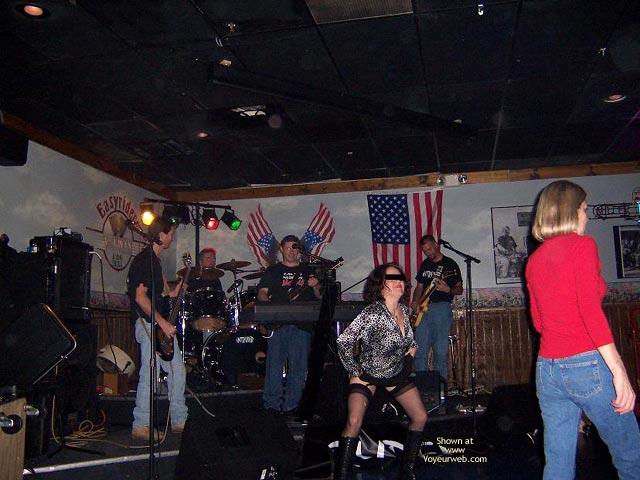 Pic #1 Traci At The Bar 2