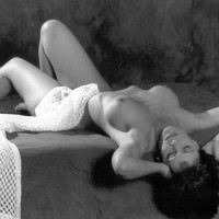 Breasts in Black and White!