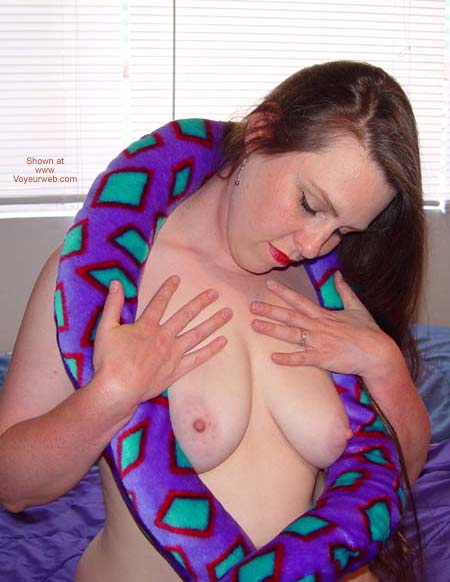 Pic #1 BBW Vicki and The Snake