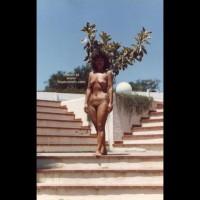 Ming Nude at Resort