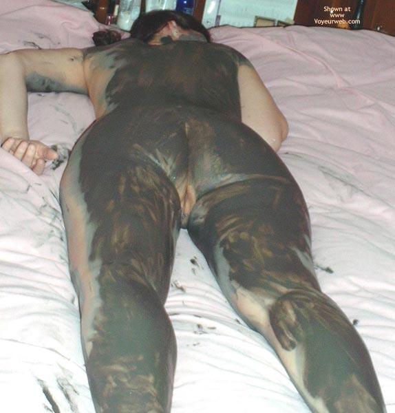 Pic #1 Wickedmissvicky Gets Dirty