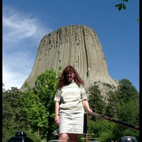 Misti @ Devil's Tower