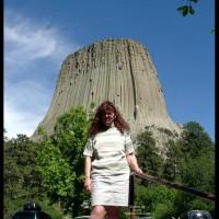 Misti @ Devil's Tower