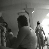 Pool Dress Room