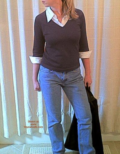 Pic #1 *Bo Heather Black Shirt