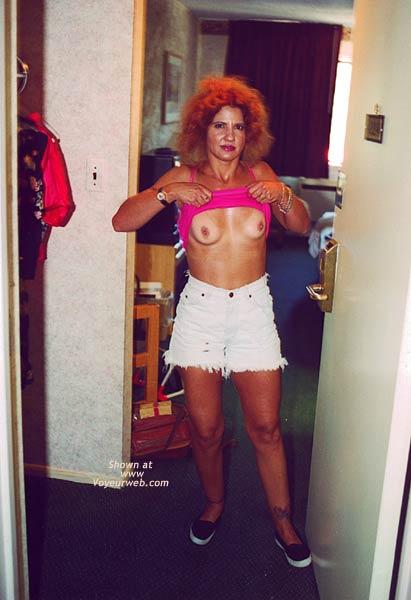 Pic #1Joisey Waitress Again