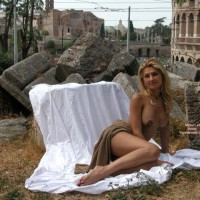 Anastassia At Colosseum