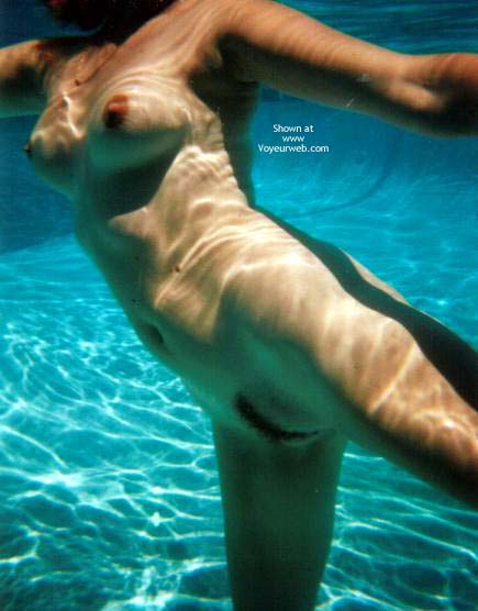 Pic #1 Wife Underwater