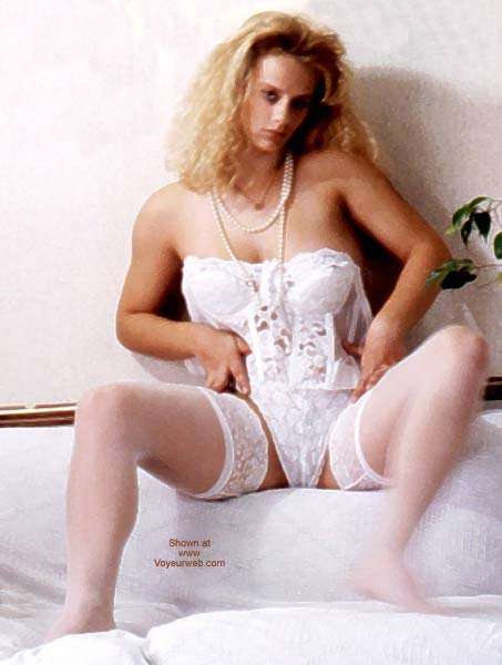 Pic #1 Angie, White Hot For You