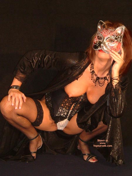 Pic #1 Cindy The Masquerade