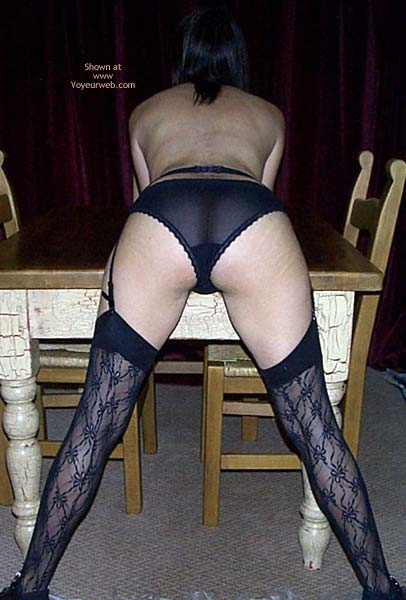 Pic #1Tara in Stockings
