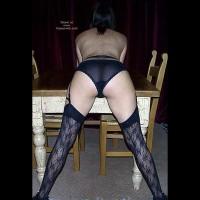 Tara in Stockings