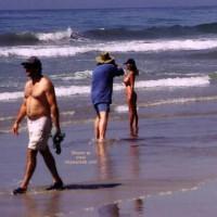 Lani and Ki Nude at Blacks Beach 1