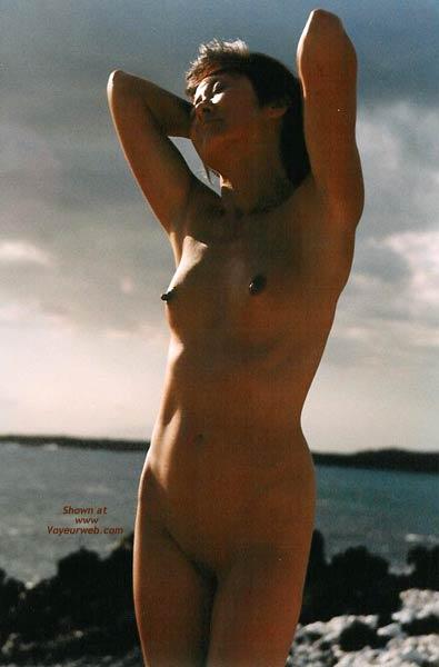 Pic #1Wife Maria Enjoying The Sunshine in Maui