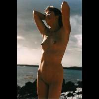 Wife Maria Enjoying The Sunshine in Maui