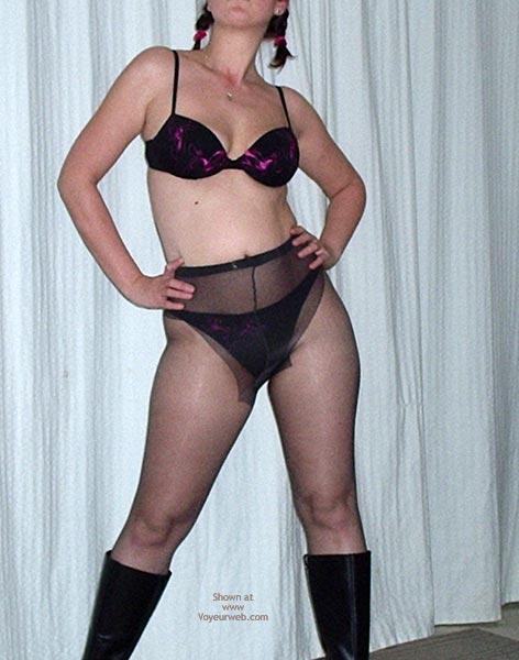 Pic #1 *Ny Sarah'S Panty Hose Fun