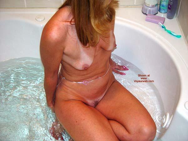 Pic #1 *TU Natasha's Bathtime