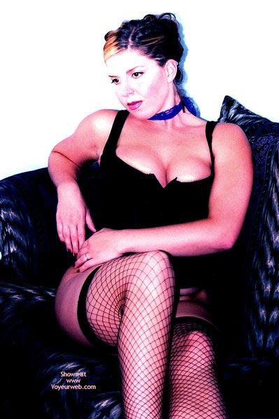 Pic #1 Naughty Angelika Panty Play 2